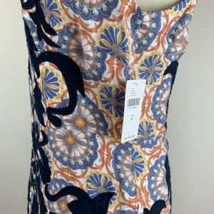 Anthropologie Dresses - Owen Embroidered Shift Dress size 6 GORGEOUS!